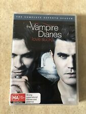 THE VAMPIRE DIARIES SEASON 7 5 DISC SET DVD R4 AUS RELEASE