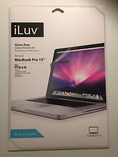 iLuv Glare free Screen protector for MacBook Pro 15""