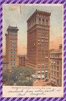 Carte Postale - BROADWAY CHAMBERS BUILDING, NEW YORK.