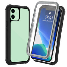 SDTEK Case for iPhone 11 Heavy Duty Cover with Built in Screen Protector