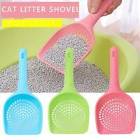 1*Scooper Pet Cat Kitten Dog Puppy Poop Litter Food Picker Scoop Shovel AU FAST