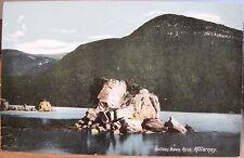 Irish Postcard COLLEEN BAWN ROCK Middle Lakes of Killarney Ireland Lawrence