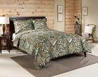 Mossy Oak Break-Up Infinity Mini Comforter Set, Queen