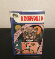 RINGWORLD By Larry Niven • Science Fiction Classic • Hardcover