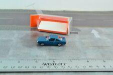 Euro Model Opel Manta Car Blue 1:87 Scale HO (HO77)