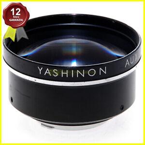 """Yashica Yashinon AUX Telephoto aggiuntivo Tele per fotocamere Biottica """"Bay 1"""""""