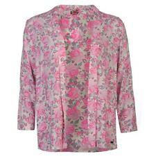 Blazer Regular Size Floral Coats & Jackets for Women