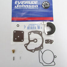 Johnson Evinrude OMC New OEM Outboard Carburetor Repair Kit, 437327, 0437327