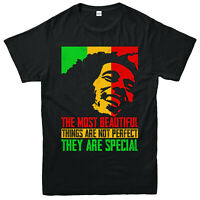 Bob Marley T-Shirt, A Little Book of Essential Quotes, Jamaican Singer Gifts Top
