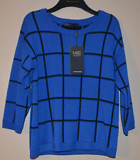 Marks and Spencer Women's Cashmere 3/4 Sleeve Jumpers & Cardigans