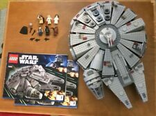 Lego Star Wars 7965 Millennium Falcon - Complete - Missing Stickers - No Box