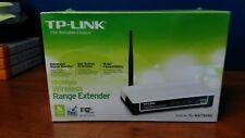 TP-LINK wireless wifi range extender