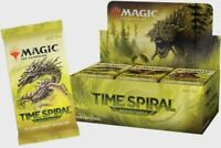 Time Spiral Remastered Sealed Booster Packs. From box/case. Fast/ Free shipping.