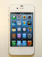 Apple iPhone 4S - 16GB - White (Sprint) Smartphone Bad ESN