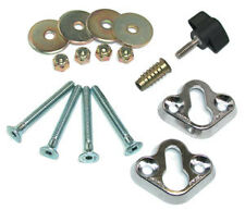 Pingel Wheel Chock Hardware Mounting Kit - For Removable Wheel Chock