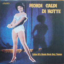 Mondi Caldi Di Notte - Italian 60's Mondo Movie Sexy LP Plastic Records Double