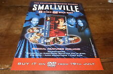 WELLING - KREUK - ROSENBAUM - Publicité de magazine / Advert ! SMALLVILLE !! UK