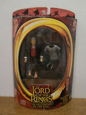 LOTR  FELLOWSHIP OF THE RINGS TRAVELING BILBO RED CARD
