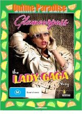 GLAMOURPUSS THE LADY GAGA STORY DVD-NEW(In Stock Now Post From Sydney)