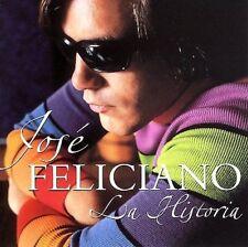 La Historia de Jose Feliciano by José Feliciano (CD, Aug-2006) NEW/SEALED