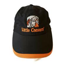 Vintage Little Caesars Mesh Snapback Baseball Trucker Cap Hat Adjustable