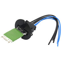 Blower Motor Regulator+Wire Loom Kit Peugeot 206 307 Citroen Xsara Picasso C3