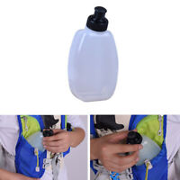 Water Bottle 250ml Sport Plastic Running Water Bottle for Waist Belt Bag-LDUHGfw
