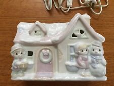 Precious Moments Sugar Town House Nightlight 357510 L - New