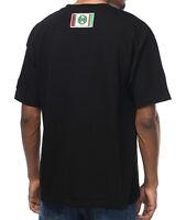 NEW Cross Colours Retro Black T-Shirt Colors 90's Logo Ya Dig Mens