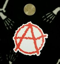 anarchy sticker ** punk rock sticker * skateboard sticker