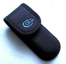 COLT Messer Etui 052 aus Polyester schwarz Taschenmesser Knife sheath