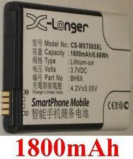 Batterie 1800mAh type BH6X SNN5880 SNN5880A Pour MOTOROLA Atrix 4G