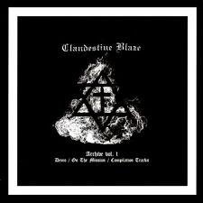 Clandestine Blaze - Archive Vol. 1 (Fin), CD