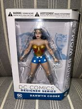 Dc Comics Designer Series Wonder Woman Action Figure By Darwyn Cooke Freeship