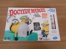 Jeu de société Docteur Maboul Moi Moche et méchant - Jeu Hasbro - 2013