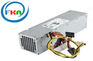 7NF62 (T5VF6) F79TD L240AS-00 240W Power Supply For Dell Optiplex GX790 GX990 S