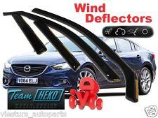 MAZDA 6 GJ 4D  2013 - ON  SALOON /SEDAN  Wind deflectors  4.pc  HEKO  23160