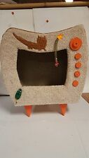 Cat Furniture Condo Handmade NEW TV Design