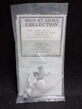 54mm Men-At-Arms Miniatures Figure - 400BC Greek Boatian Hoplite