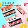 LAMEILA 10 12 Color Matte Shimmer Eyeshadow Palette Eye Makeup Color Set