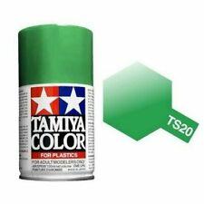 Tamiya Mini Spray  Metallic green  TS 20   #85020   NEW
