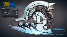 PS4/XBOX1/PC - Mech Raid Boss CRYO SMG - Modded NPC Enemy Weapon - Borderlands 3