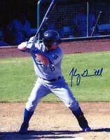 Johnny Giavotella 2014 AL Champion Kansas City Royals Autographed 8x10 Photo COA