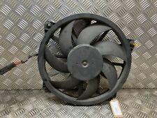 Citroen Berlingo Peugeot Partner 1.6HDI 09-17 Radiator Fan 1253T5 9673009880