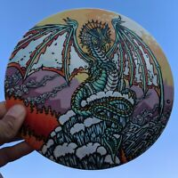 AJ Era InnColor Dragon Star Destroyer Innova Disc Golf PENNED New