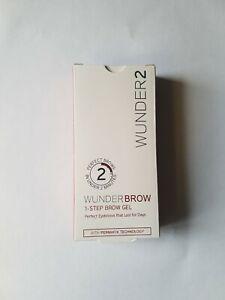 Wunderbrow Wunder2 1 Step In 2 Min Brow Gel Eyebrows Various Colours UK POST