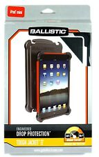 BALLISTIC Tough Case (Black/White) for iPad mini 1/2/3 generation