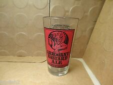 Arrogant Bastard Ale/You Are Not Worthy Beer Glass (Used/EUC)