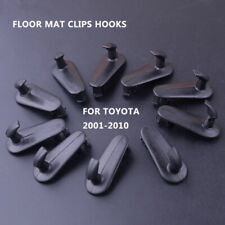 10Pcs Car Mat Fixing Clips Floor Carpet Clip Hook Fit For Toyota Highlander RAV4