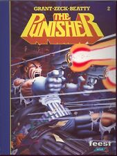 THE PUNISHER 2 IN GERMAN GRANT ZECK BEATTY KAPITEL 3 1991 FEEST USA